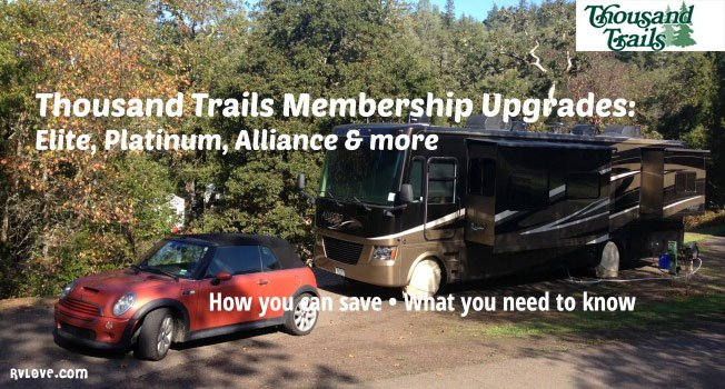 how to cancel thousand trails membership