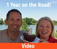 1 Year Full-Time On the Road: Our Video Update