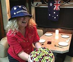 Celebrating Australia Day in the USA